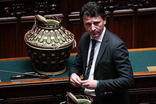 Luca Pastorino - Camera dei Deputati