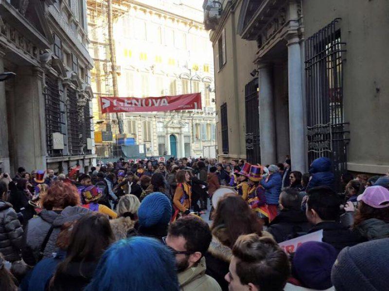Pride, Genova