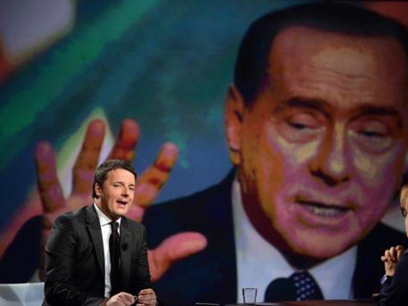 Flat Renzi - estende bonus e copia Berlusconi
