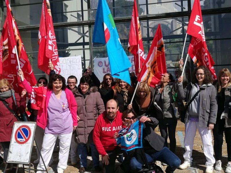 Ospedale Gaslini - revocati da Coopservice i 35 licenziamenti e finalmente è una storia a lieto fine