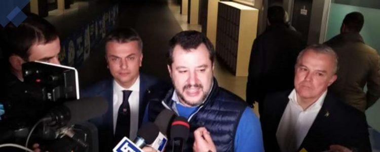 Coronavirus: Per Salvini cose serie sono cene elettorali?