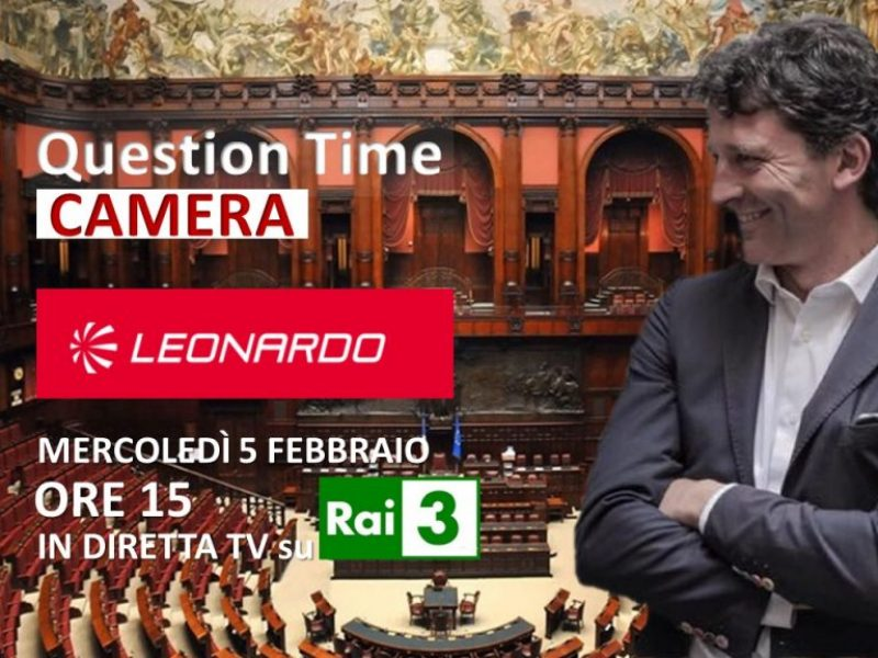 Question-time-camera-leonardo-luca-pastorino