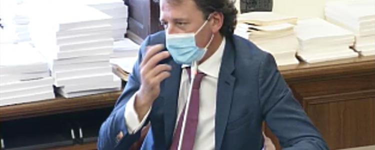 """Pastorino (Leu): """"Governo Draghi? Sì, ma insieme"""""""